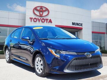 2020_Toyota_Corolla_LE_ Richmond KY