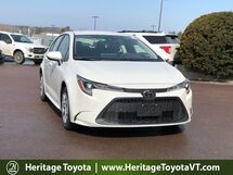 2020 Toyota Corolla LE South Burlington VT
