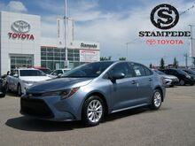 2020_Toyota_Corolla_LE Upgrade Package_ Calgary AB