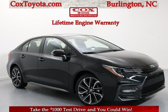 New Toyota Cars Trucks & SUVs For Sale Burlington NC | Near