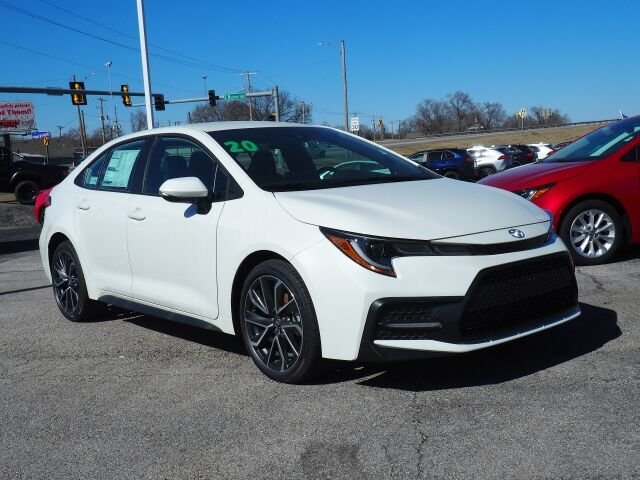 2020 Toyota Corolla SE CVT Fort Scott KS