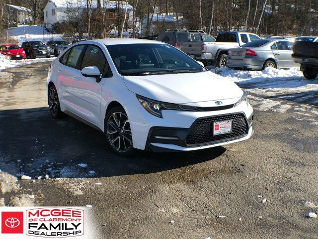 2020 Toyota Corolla SE Claremont NH