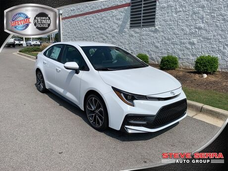 2020 Toyota Corolla SE Decatur AL