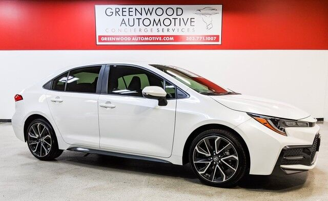 2020 Toyota Corolla SE Greenwood Village CO
