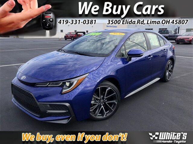 2020 Toyota Corolla SE Lima OH