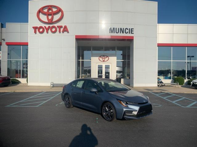 2020 Toyota Corolla SE Manual Muncie IN