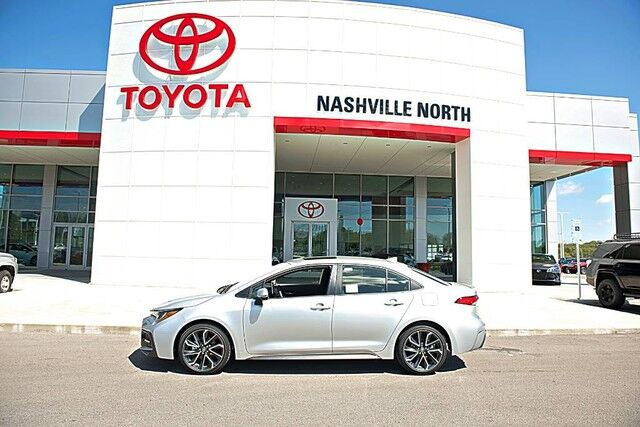 2020 Toyota Corolla SE Manual Nashville TN