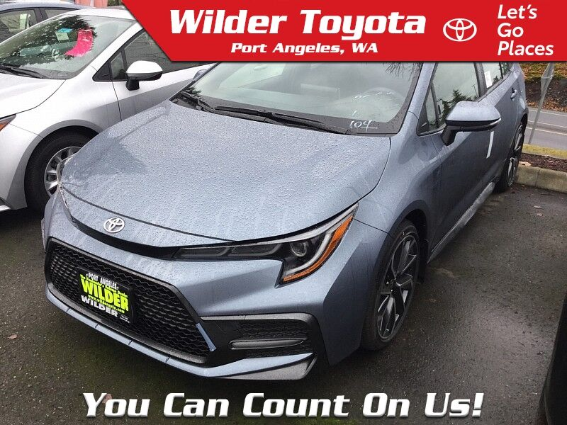 2020 Toyota Corolla SE Port Angeles WA