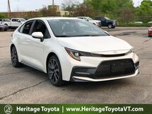 2020 Toyota Corolla SE South Burlington VT
