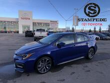 2020_Toyota_Corolla_SE Upgrade Package_ Calgary AB