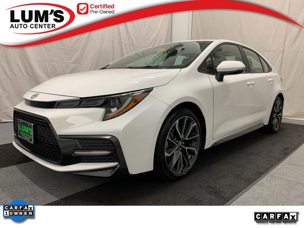 2020 Toyota Corolla SE Warrenton OR