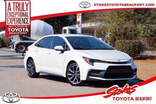 2020_Toyota_Corolla_SE_ Aiken SC