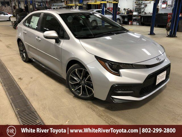 2020 Toyota Corolla SE White River Junction VT