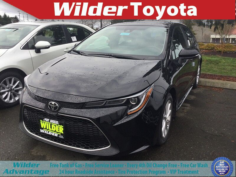 2020 Toyota Corolla XLE Port Angeles WA
