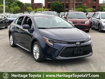 2020 Toyota Corolla XLE South Burlington VT