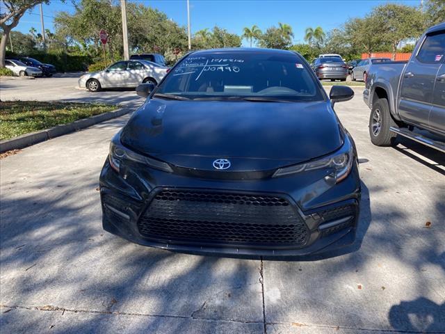 2020 Toyota Corolla XSE Delray Beach FL