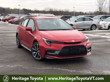 2020 Toyota Corolla XSE South Burlington VT