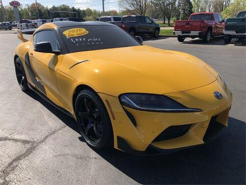2020_Toyota_GR Supra_3.0 PREMIUM_ Evansville IN