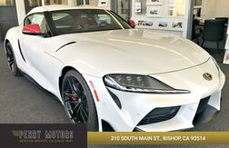 2020_Toyota_GR Supra_3.0 Premium Launch Edition_ Bishop CA