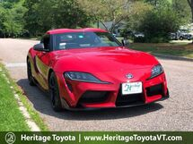 2020 Toyota GR Supra 3.0 Premium Launch Edition South Burlington VT