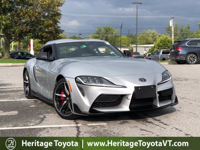 2020 Toyota GR Supra 3.0 Premium South Burlington VT