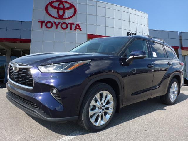 2020 Toyota Highlander 4DR AWD LIMITED Clinton TN