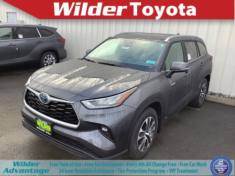 2020 Toyota Highlander Hybrid Hybrid XLE Port Angeles WA