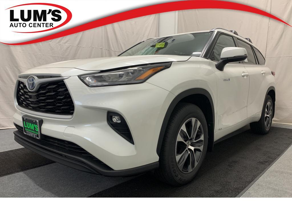 2020 Toyota Highlander Hybrid Hybrid XLE Warrenton OR