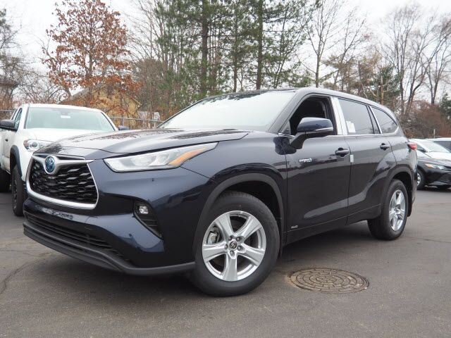 2020 Toyota Highlander Hybrid LE Lexington MA