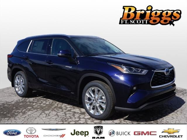 2020 Toyota Highlander Hybrid Limited AWD Fort Scott KS