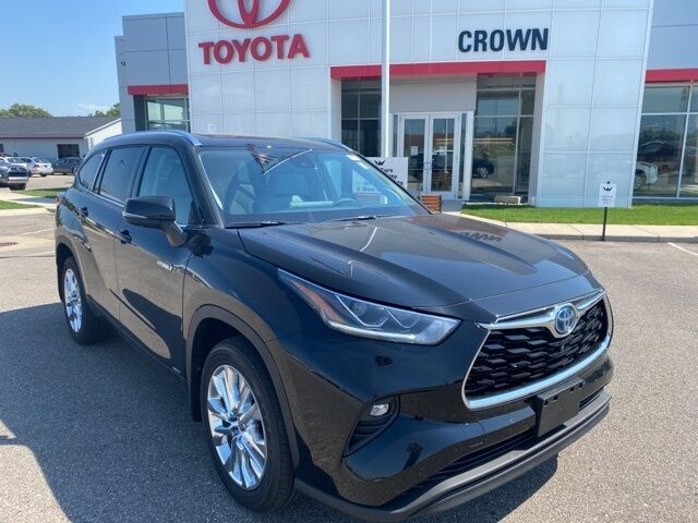 2020 Toyota Highlander Hybrid Limited Holland MI