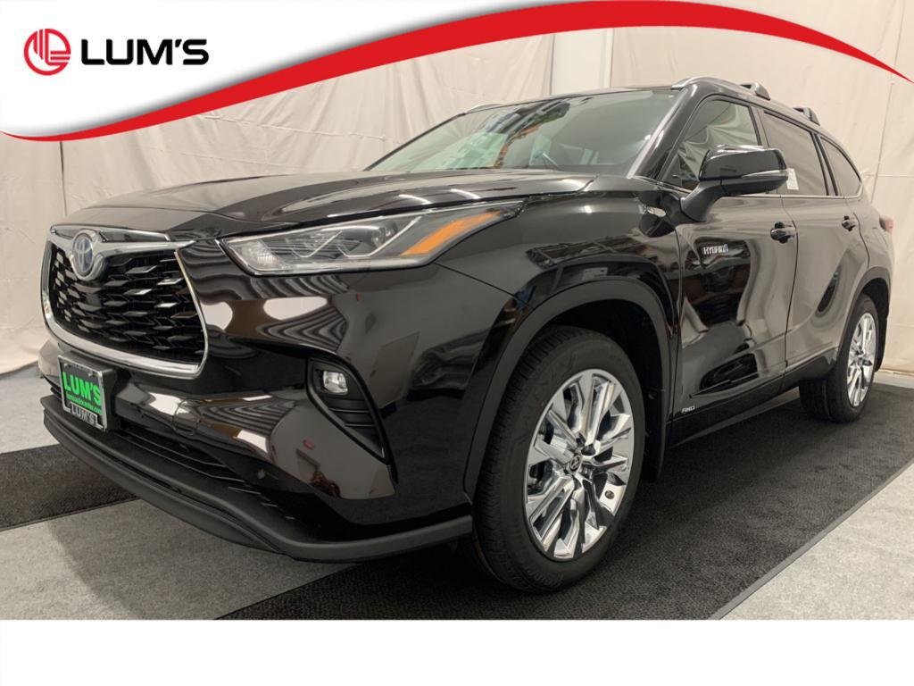 2020 Toyota Highlander Hybrid Limited Warrenton OR