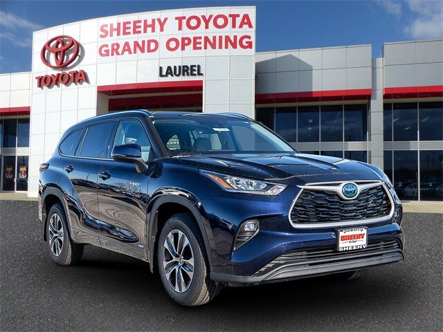 2020 Toyota Highlander Hybrid XLE Laurel MD