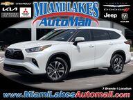 2020 Toyota Highlander Hybrid XLE Miami Lakes FL