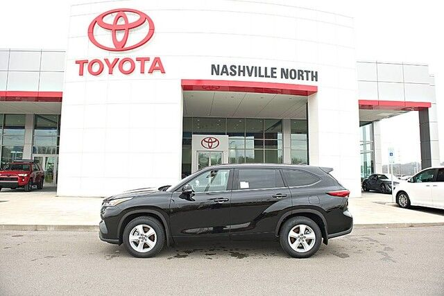 2020 Toyota Highlander L AWD (Natl) Nashville TN