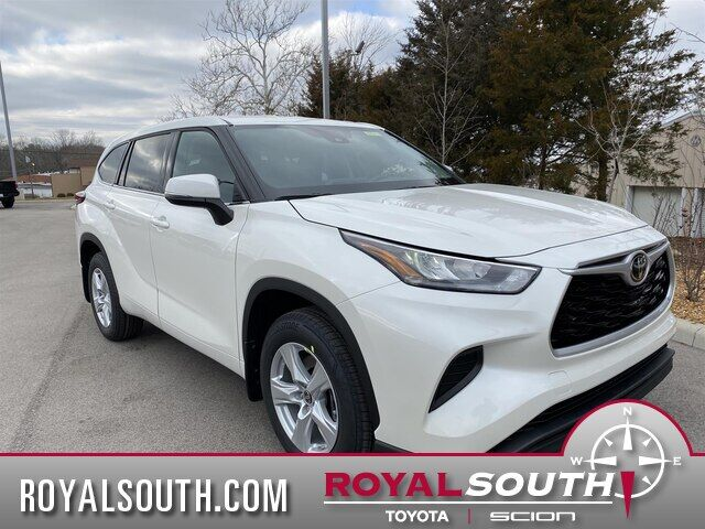2020 Toyota Highlander L Bloomington IN