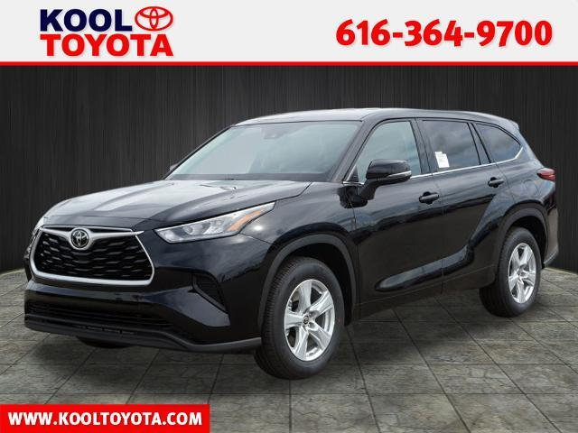 2020 Toyota Highlander L Grand Rapids MI