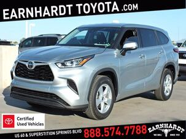 2020_Toyota_Highlander_L *ONLY 1K MILES, LIKE NEW!*_ Phoenix AZ