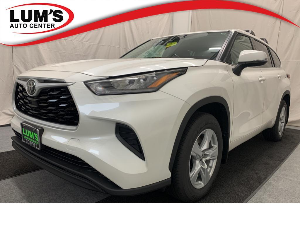 2020 Toyota Highlander L Warrenton OR