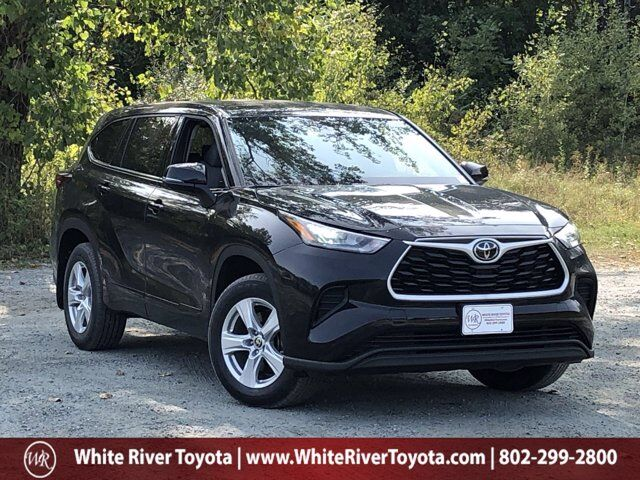2020 Toyota Highlander L White River Junction VT