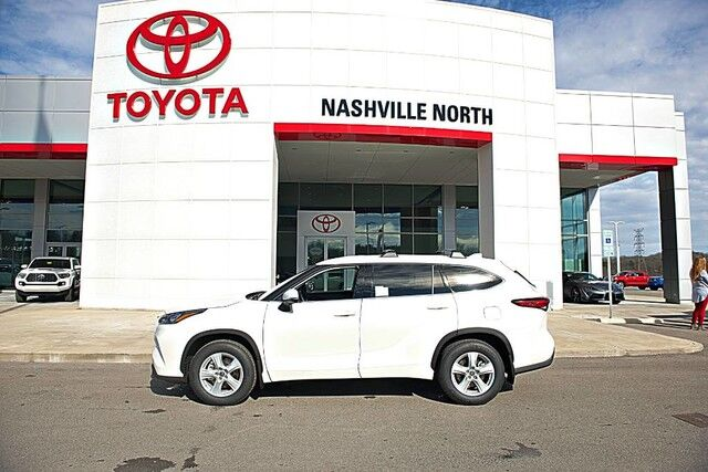 2020 Toyota Highlander LE AWD (Natl) Nashville TN