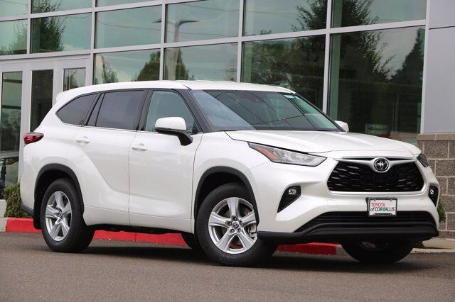 2020 Toyota Highlander LE Corvallis OR