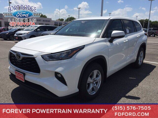 2020 Toyota Highlander LE Fort Dodge IA