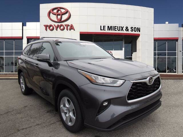 2020 Toyota Highlander LE Green Bay WI