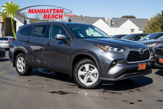 2020 Toyota Highlander LE Manhattan Beach CA