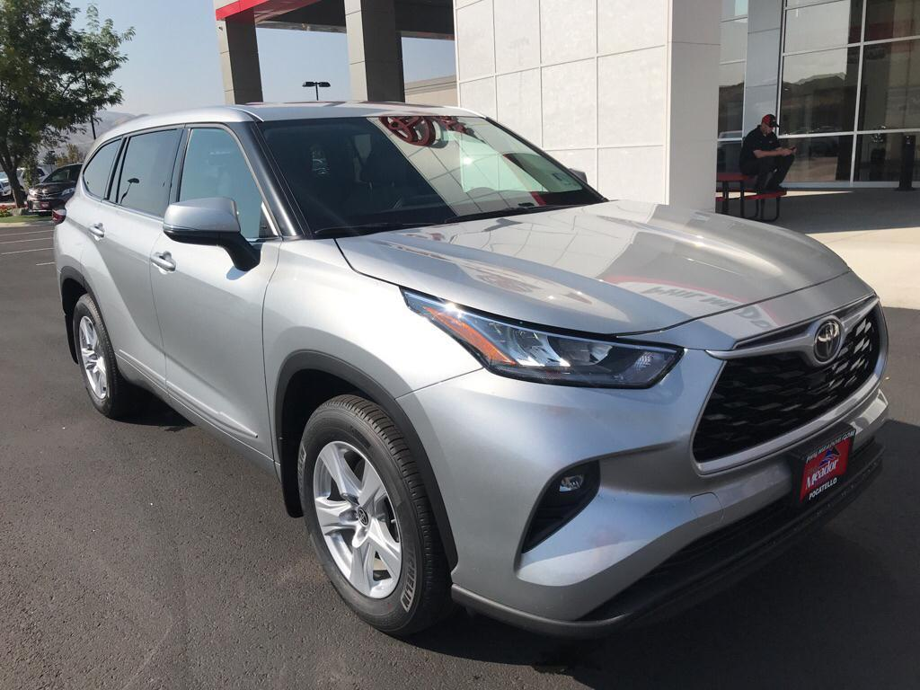 2020 Toyota Highlander LE Pocatello ID