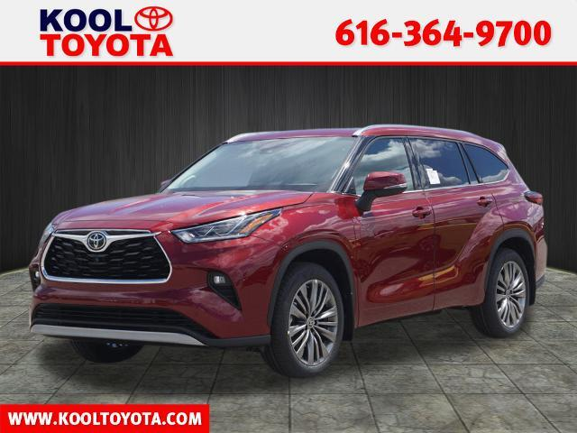2020 Toyota Highlander LTD Grand Rapids MI