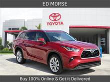 2020_Toyota_Highlander_Limited_ Delray Beach FL