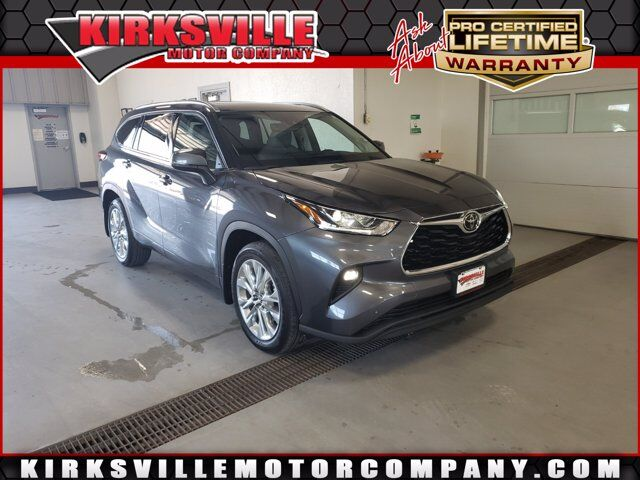 2020 Toyota Highlander Limited AWD Kirksville MO