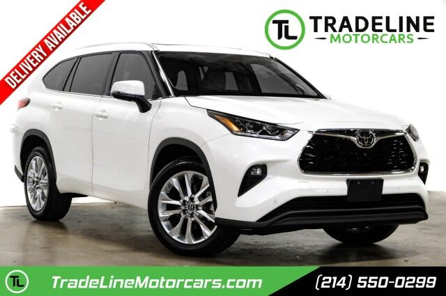 Used Toyota Highlander Carrollton Tx